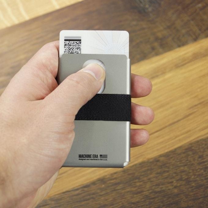 Machine Era Ti5 Slim Wallet3